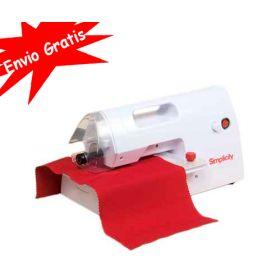Ver el vídeo... Con esta máquina podemos cortar tiras de tela en recto y bies.  Con guia ajustable para corte de tiras de 0.6 a 15 cm. ( de 1/4'' a 6'' )  Incluye cuchilla de embossing y la cuchilla en zig-zag es opcional.