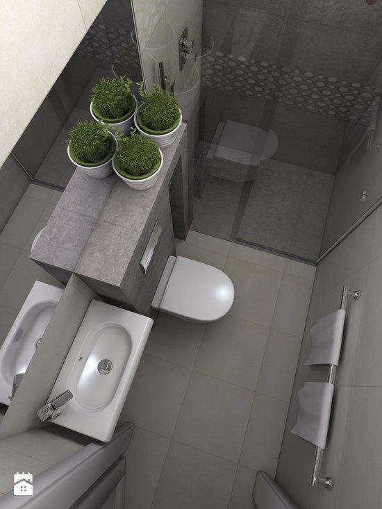 Łazienka styl Nowoczesny - zdjęcie od KADA WNĘTRZA S.C