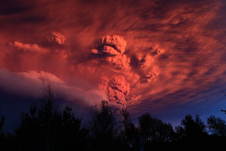 The eruption of the Puyehue volcano in the Andes mountains of southern Chile last weekend provided some spectacular images of the force of nature. Ash covers the landscape and thousands of people were evacuated from the surrounding rural communities. The volcano, which hasn't been active since 1960 when it erupted after an earthquake, sent its plume of ash 6 miles high across Argentina and toward the Atlantic Ocean. -- Lloyd Young
