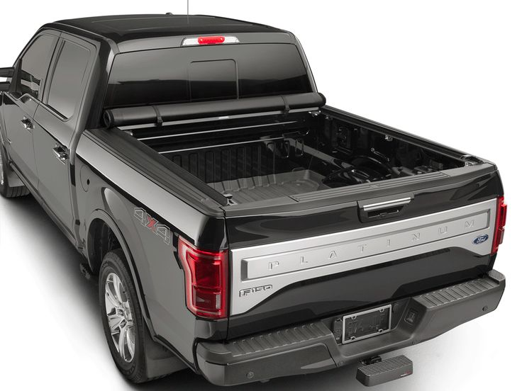 Easy & Convenient. Sleek. Made in USA. What more could you ask for in a Roll Up Truck Bed Cover?