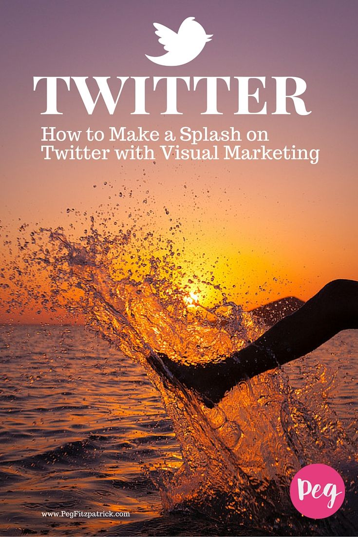 Adding images to Twitter can make a huge difference! Get some great tips from a Twitter superstar and rock your visual marketing on Twitter.