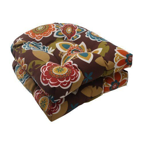 Patio Chair Cushion Pillow Set Outdoor Garden Home Furniture Sofa Comfortable #Unbranded