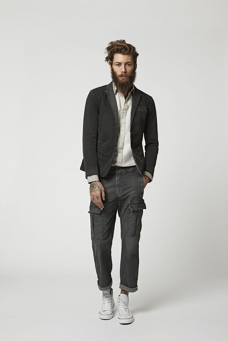 Lookbook Spring Summer Collection 2014 Barrett Jacket, Capecod Shirt and Feelgood Pant