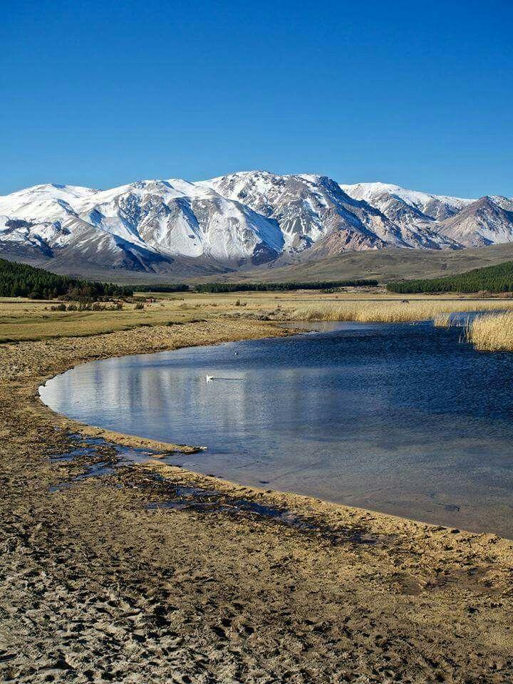 Laguna Zeta. Esquel. Chubut. Argentina