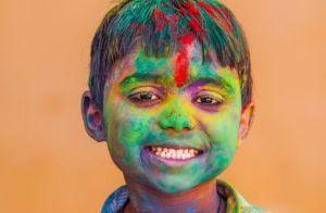 Холі: свято фарби в Індії. Фото | Українська правда _Життя
