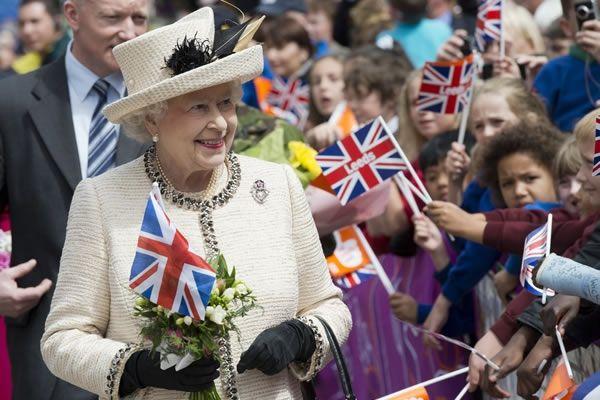Realeza británica, un reino unido por ciudadanos