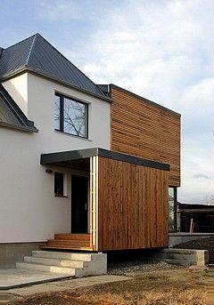 archiweb.cz - Rekonstrukce domu v Kravařích