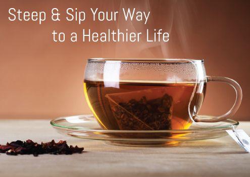 Teas good for health