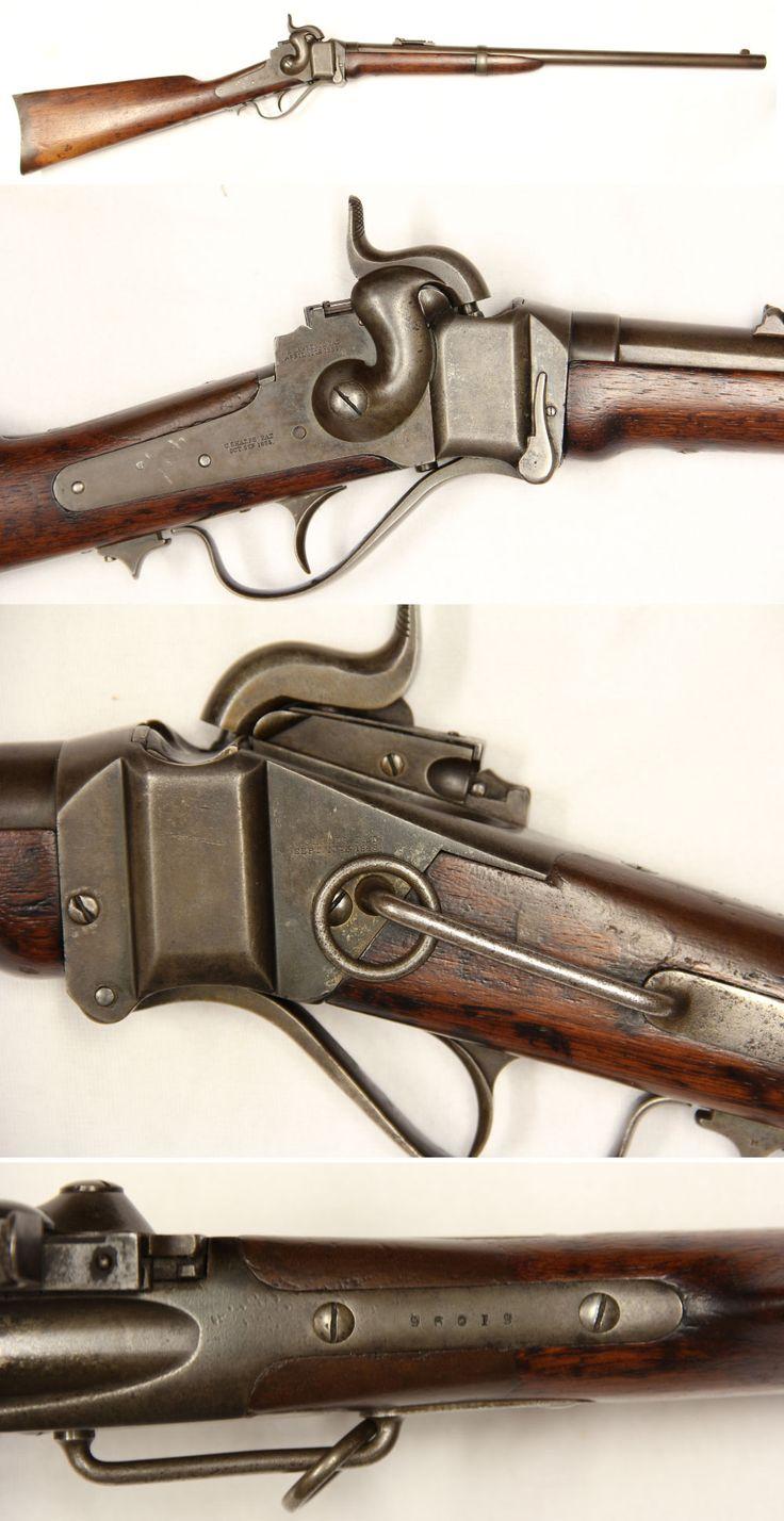 Double pistol handgun revolver gun display case cabinet rack shadowbox - Sharps Gun Racksfirearmsshotgunswestern Styleblack Powder Gunslever