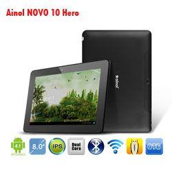 "10"" Ainol NOVO 10 Hero Tablet PC-Dual Core-16GB-8000mAh-Bluetooth  Celulares Directos De Fabrica  http://www.exportandgo.com/product_info.php?cPath=158_239_240&products_id=3671 http://www.exportandgo.com"
