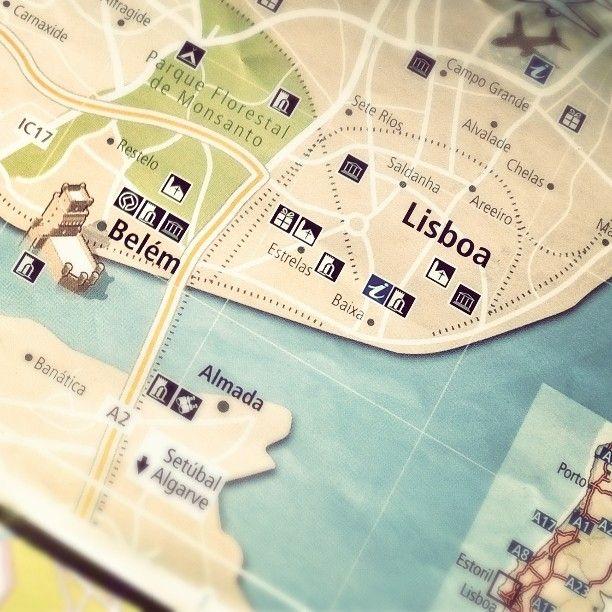 Preparando el viaje para #Lisboa ¡Y que la #gastronomía nos acompañe! Prometemos escribir...
