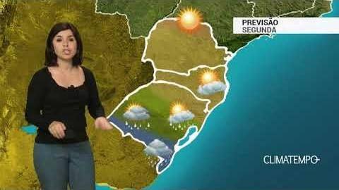 Climatempo Meteorologia acabou de enviar um vídeo