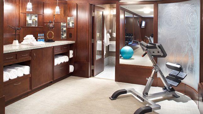 Personnal Gym Inspiration / Inspiration Gym à la maison