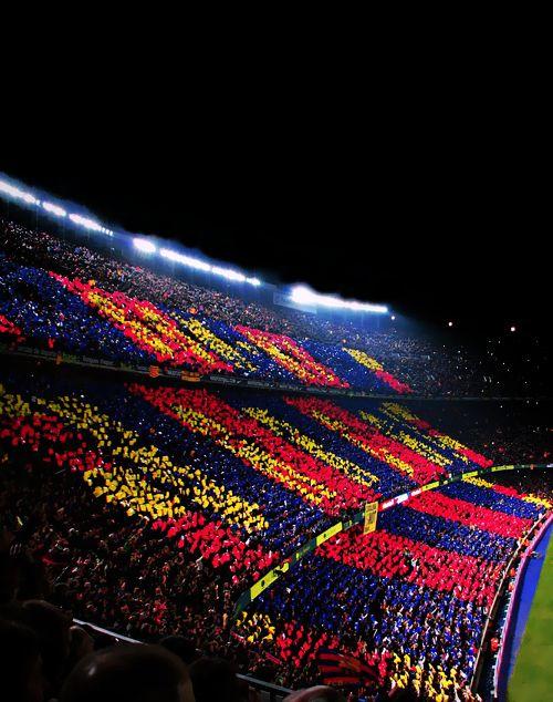 Camp Nou - Barcelona