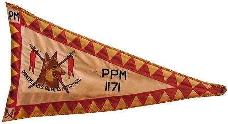 Pelotão de Polícia Militar 1171 Cabo Verde