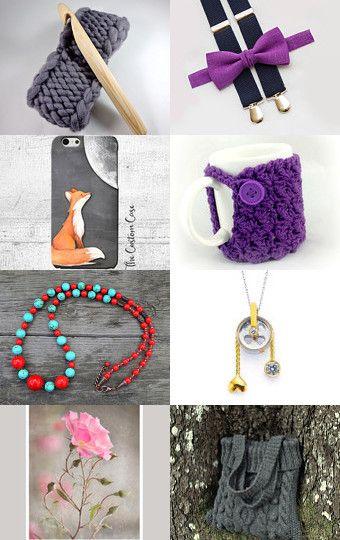 gift ideas! by Ilona Melnyk on Etsy--Pinned with TreasuryPin.com