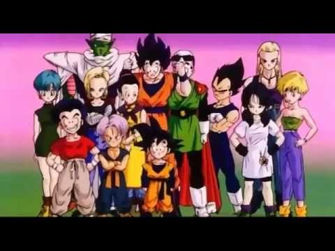 Dragon Ball Z Kai: The Final Chapters Opening LATINO | Cartoon Network - YouTube