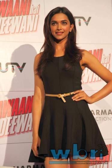 Deepika Padukone releases Yeh Jawani Hai Diwani (Yeh Jawani Hai Deewani) YJHD Trailer with Ranbir Kapoor and Karan Johar: http://www.washingtonbanglaradio.com/content/34675913-deepika-releases-trailer-yeh-jawaani-hai-deewani-yjhd