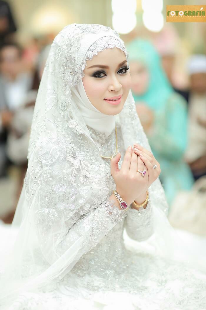 17 Best Images About Muslim Wedding Dress Ideas On