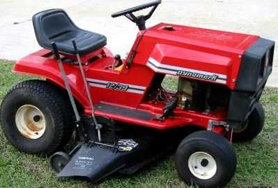 Bec F Cec B D A Lawn Tractors