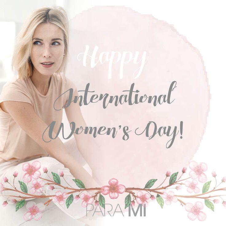 International Women's Day 8 march 2016