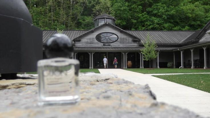 Destileria de Jack Daniel's en Lynchburg, Tennessee