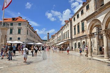 Stradun, Croatia