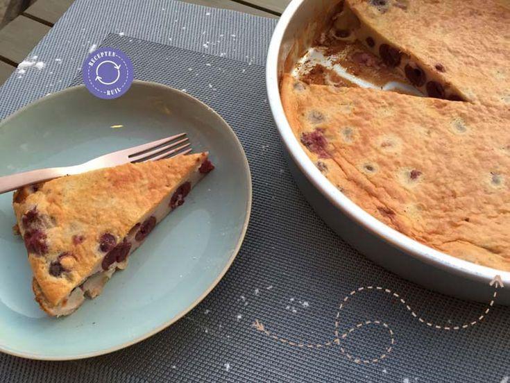 Paleo kersencake receptenruil logo_