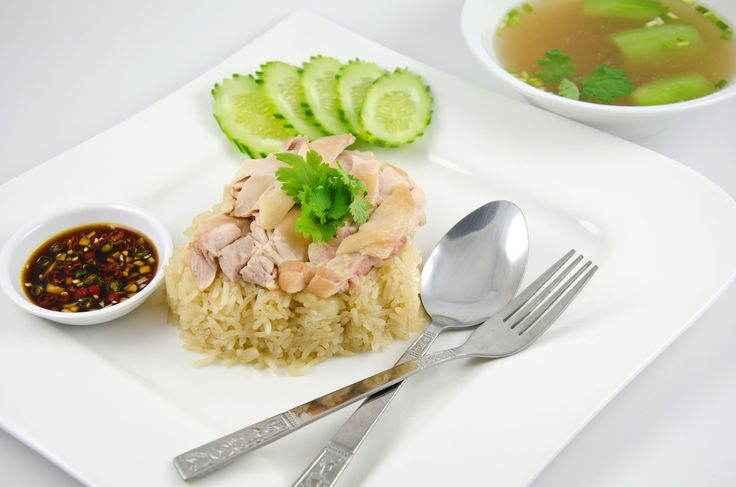Hainanese chicken rice (Singapore):  Around the world in 50 dishes