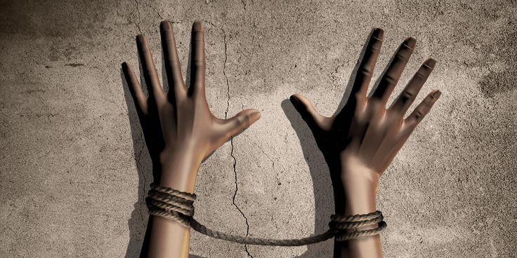 Ending Human Trafficking | Lauren Supina