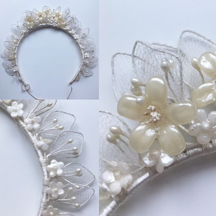 I've managed to get my mitts on this stunning original 1930's hand made wax crown which will be on sale on my website soon but you guys get first dibs. Message me for details #one-off #vintagecrown #vintagebride #waxcrown #1930s #bohowedding #weddinginspo #weddinghair #crown #flowercrown