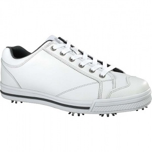 SALE - Mens Footjoy Street Golf Cleats White - Was $105.00. BUY Now - ONLY $89.99