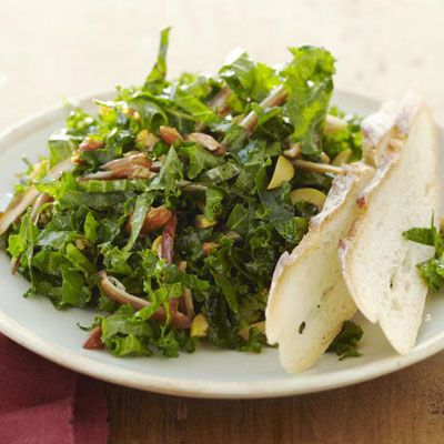 ... superfoods: kale on Pinterest | Kale recipes, Kale and Kale salads