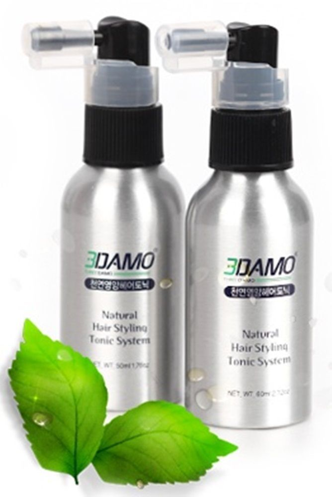 Hair Loss Tonic Essence Treatment SprayType 3Damo & Natural Nutrition Shampoo
