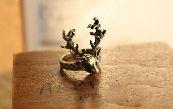 0.25 euro incl shipping R147 Min.order is $8 (mix order) Free Shipping Wholesale Fashion Vintage Alloy Deer Cheap Womens Ring-in Rings from Jewelry on Aliexpress.co...