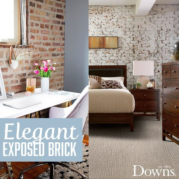 Soft and durable, our Downs flooring makes for a perfect foundation for a basement or an apartment.