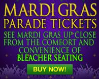 2014 Mardi Gras Parade Schedule | Mardi Gras New Orleans- with routes