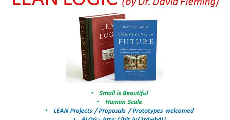 Please join us this Saturday 20th May (and every Saturdays) on LEAN LOGIC:http://bit.ly/2qlYvAX