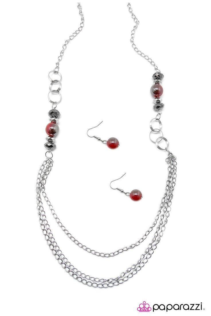 Delirium Red Necklace