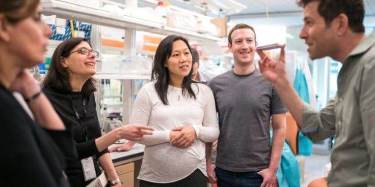 """Zuckerberg cuenta con estos aliados para hacer el """"Atlas de las Celulas Humanas"""""""