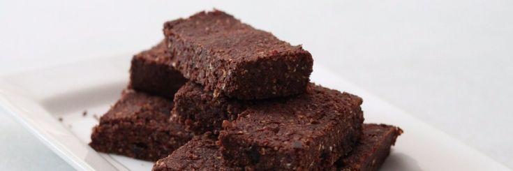 Lekkere brownies en dan heb ik het niet over de kant en klare uit de supermarkt maar de gezondere zelfgemaakte versie.    Benodigdheden: 160 gram dadels 70 gram Forever Li