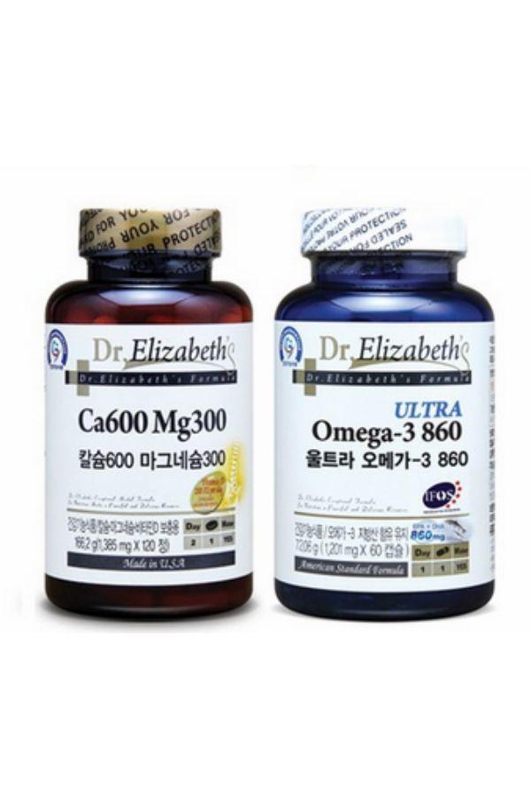 뼈 건강 및 신경유지에 도움을 주는 칼슘600과 마그네슘300! 현대인들에게 필수! @롯데백화점 AHC
