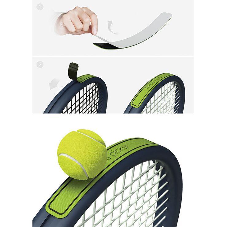Red Dot award winner - Kim Seonghyun and Yu Yunjo's Tennis Picker