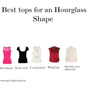 Best tops for an Hourglass Shape