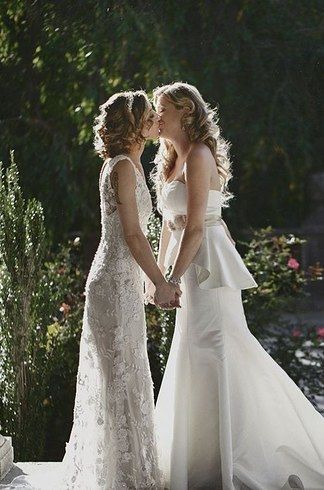 Hella Gay | 14 Pinterest Boards That'll Inspire Your Perfect Lesbian Wedding