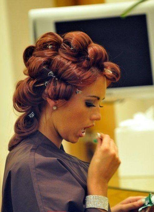 567869 | Hair Rollers and Curlers | Pinterest | Hair, Hair ...