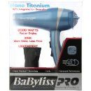 Babyliss Pro BABNT5548 2000 Watt Ionic Nano Titanium with Integrated Ion Generator Hair Dryer sale 83cad on amazon (nano titanium portofino)