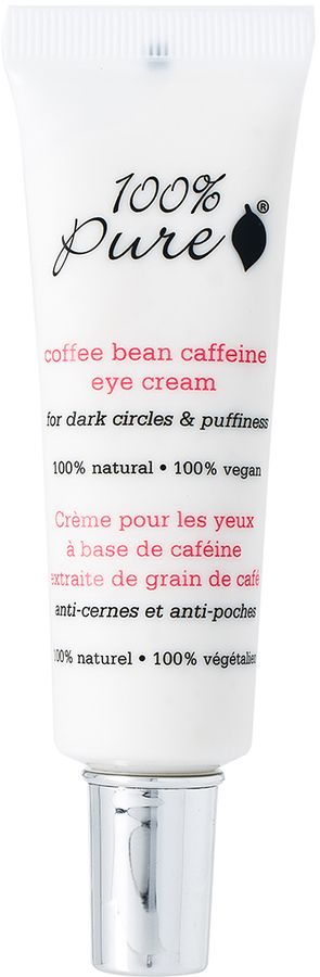 I really love this eye cream! Totally wakes the eyes up and helps with puffiness! 100 Pure Organic Coffee Bean Eye Cream Skincare   Best in Skincare   Skincare Products   Skincare Recommendations (affiliate)