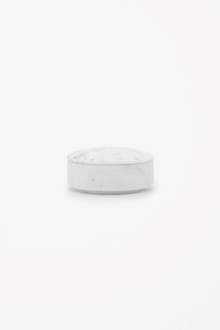 COS | Small marble lens box