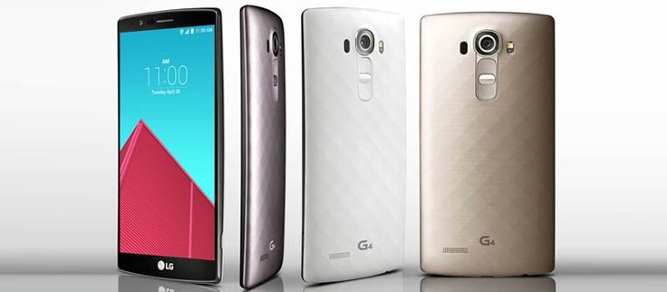 LG G4 Specifications Official